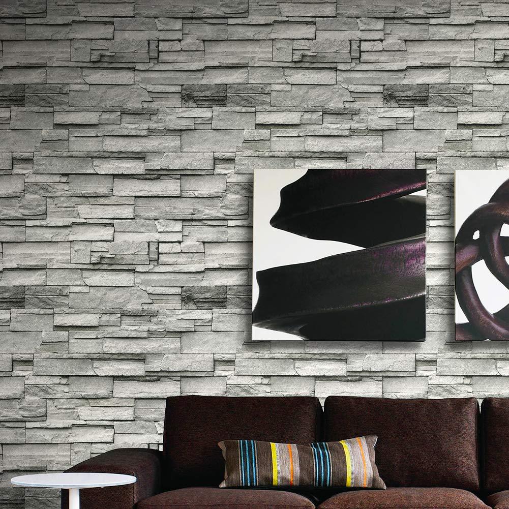 Living Room Wall Blocks Design - HD Wallpaper
