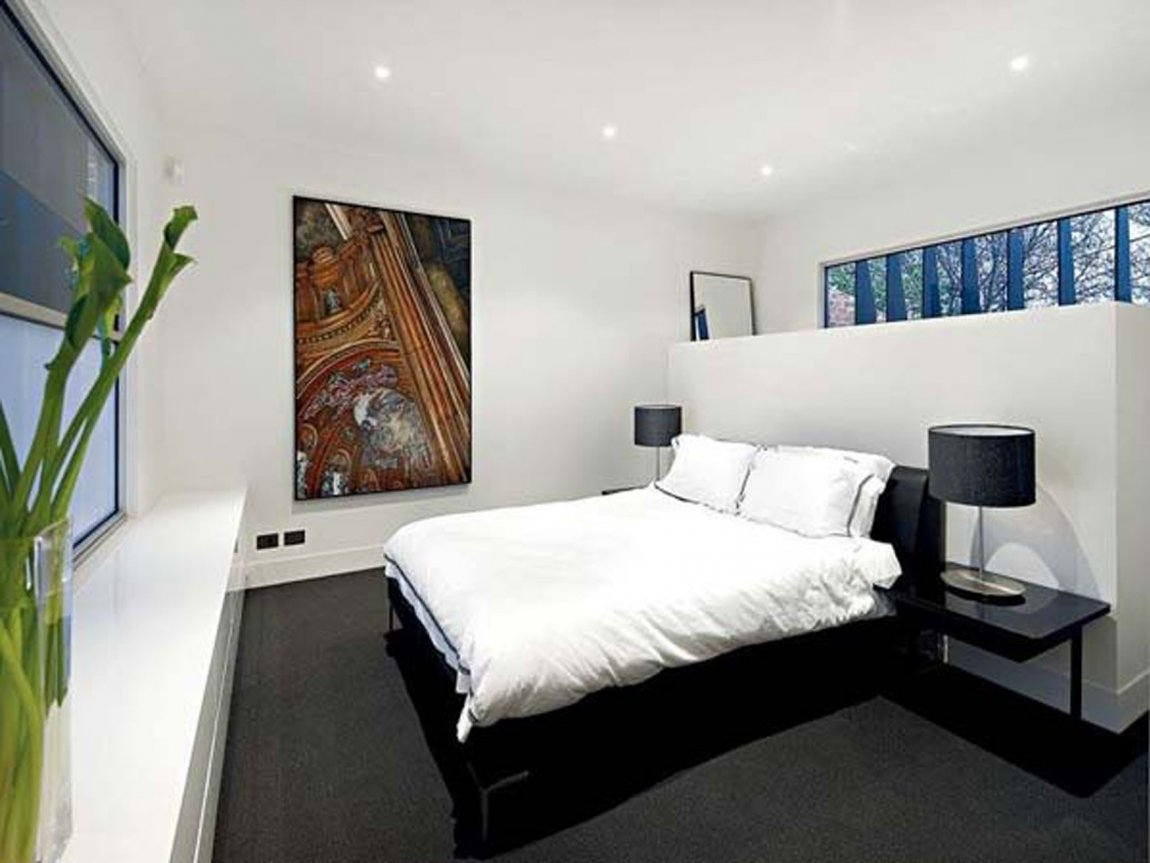 Modern House Bedroom Interior Design 1150x863 Wallpaper Teahub Io
