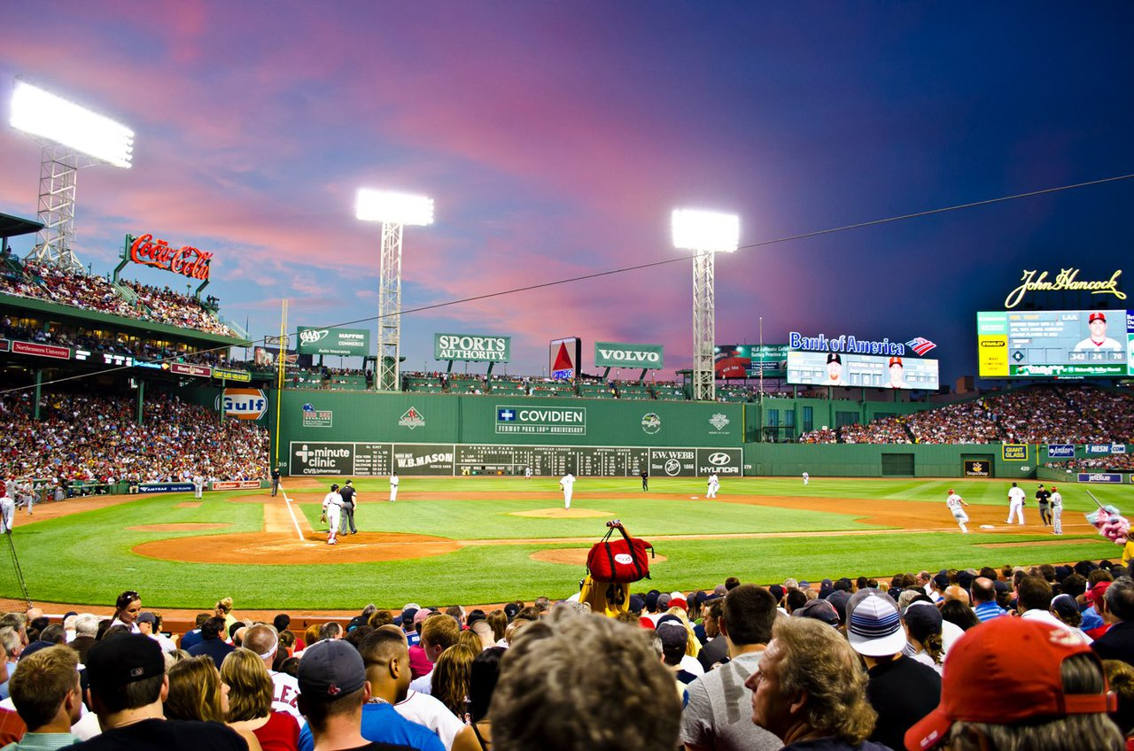 Fenway Park 1280x848 Wallpaper Teahub Io