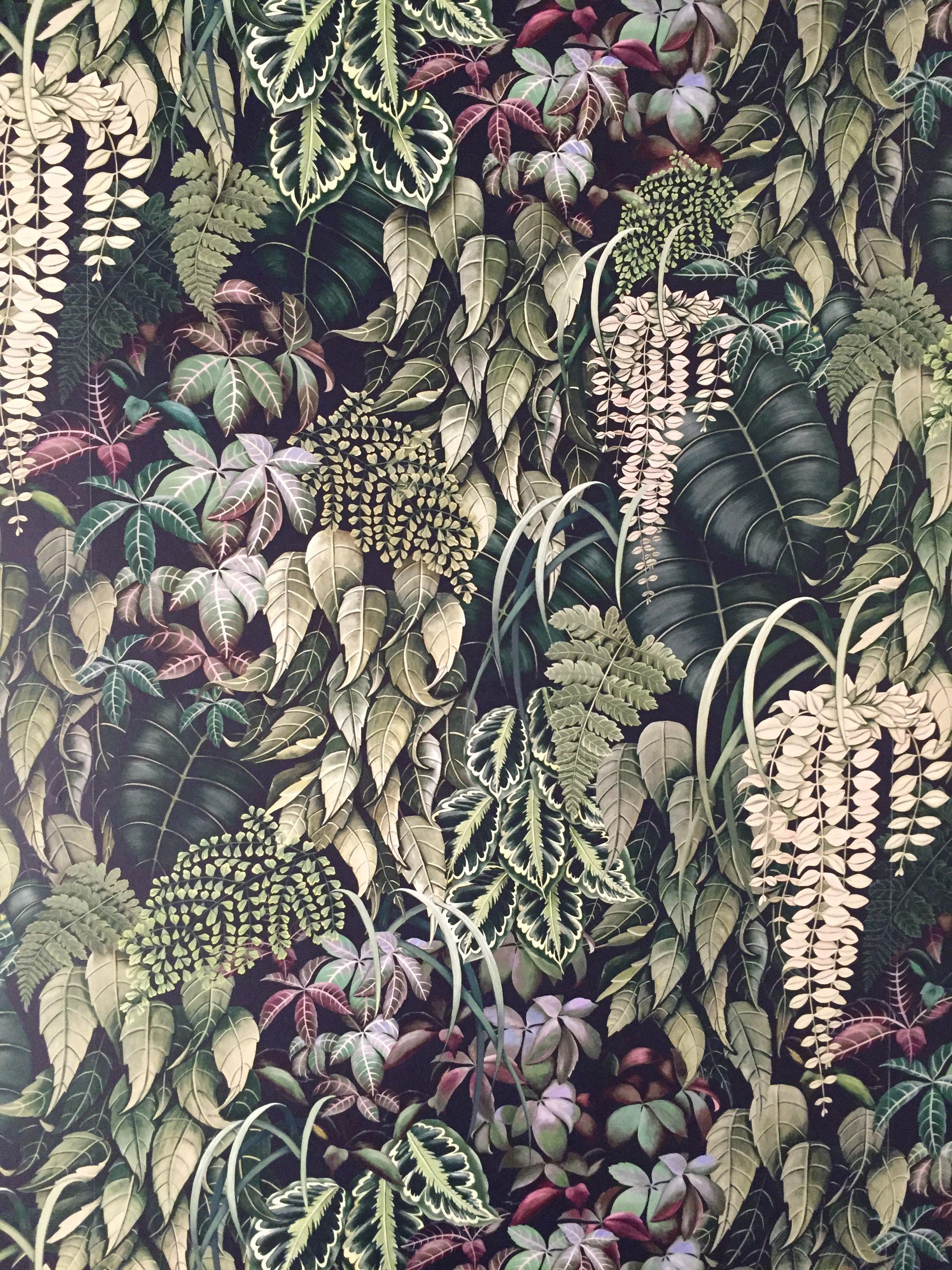 Osborne & Little Folium - HD Wallpaper