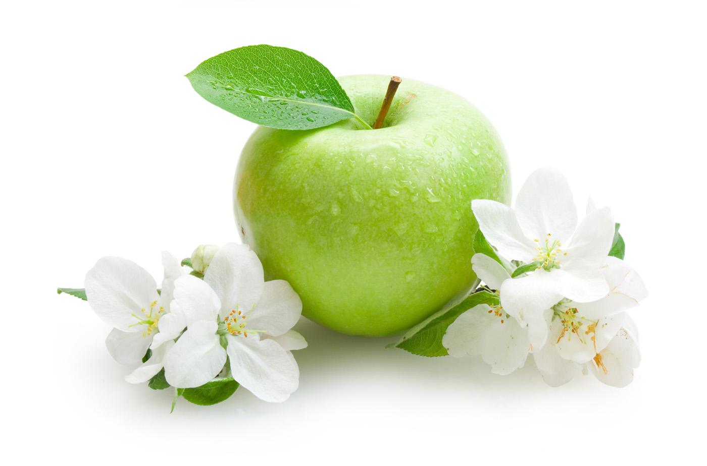 Green Apple - Green Apple Fruit Wallpaper Hd - HD Wallpaper
