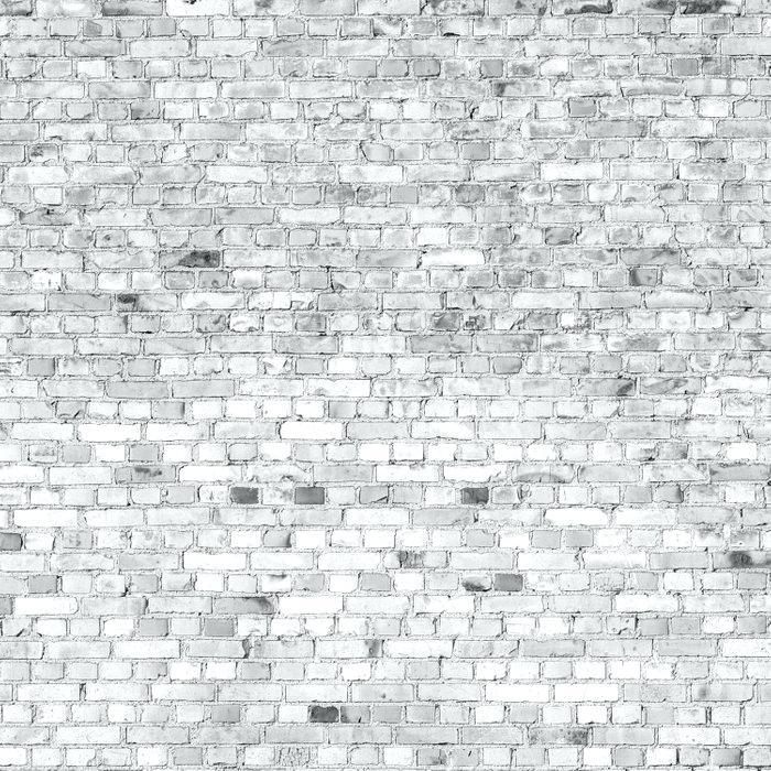 White Wash Brick Walls White Washed Brick Wall Light - Whitewash Grey Brick Wall - HD Wallpaper