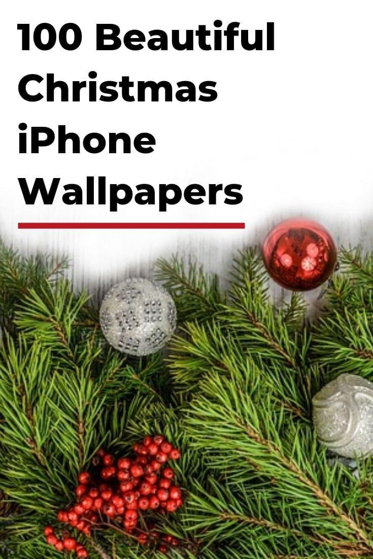 Christmas Iphone Wallpapers Aesthetic Christmas Wallpapers Christmas Tree 735x1102 Wallpaper Teahub Io