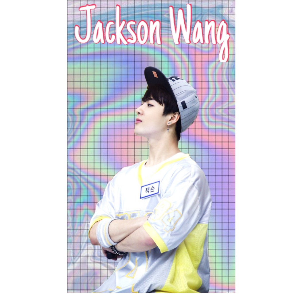 Jackson Wang Wallpaper Jackson Got7 Png 1024x1024 Wallpaper Teahub Io