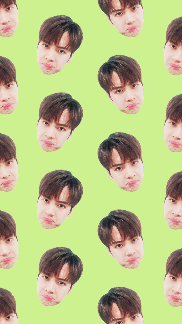 Wallpaper Got7 Jackson Cute Edit Jackson Wang 750x1334 Wallpaper Teahub Io