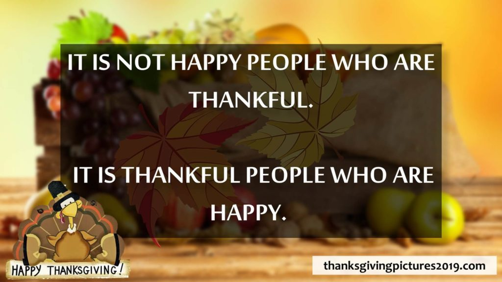Happy Thanksgiving 2019 Black Peoples - HD Wallpaper