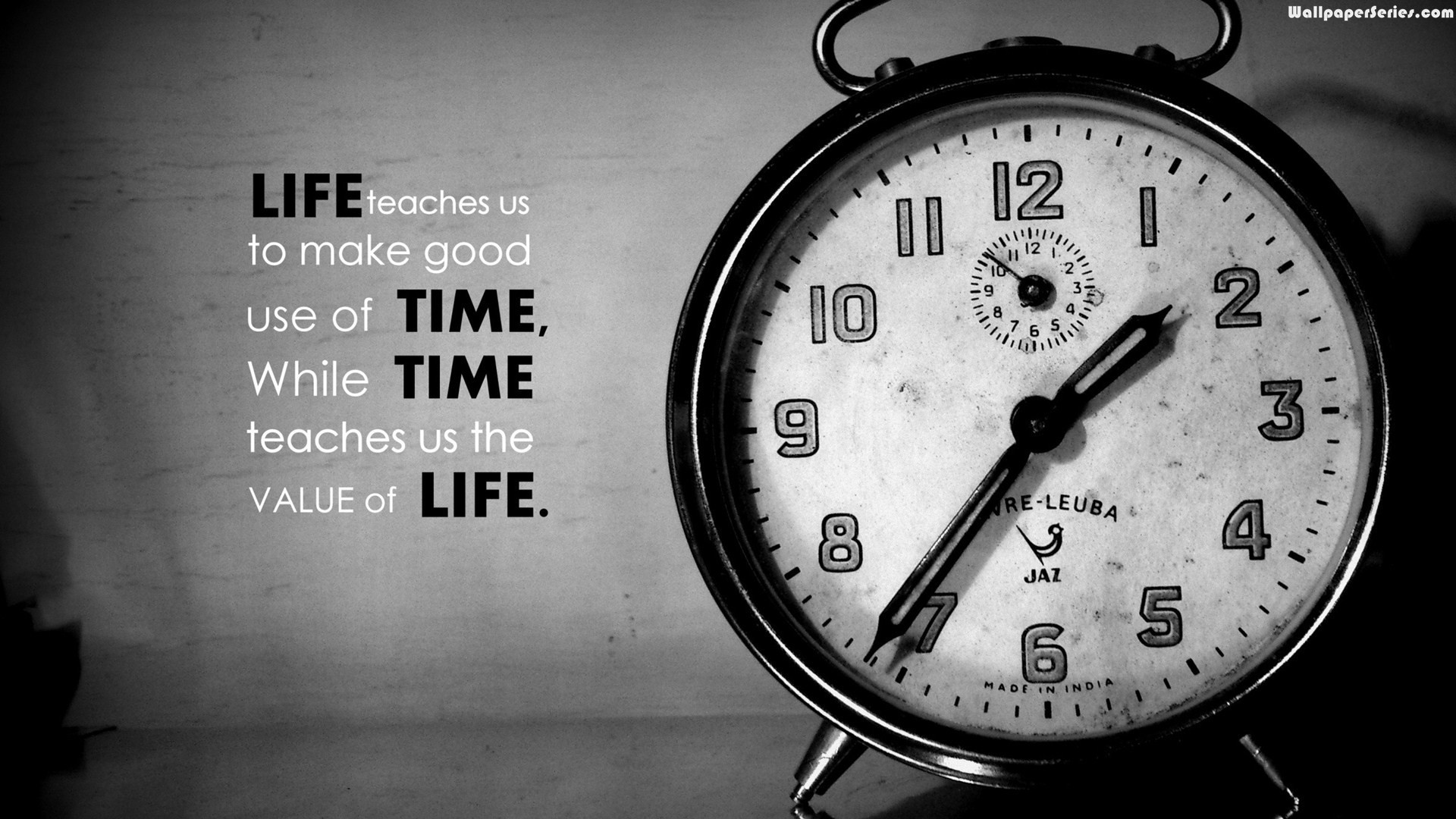 Life Time Quotes Wallpaper 10730   Data-src - Life Thought On Time - HD Wallpaper