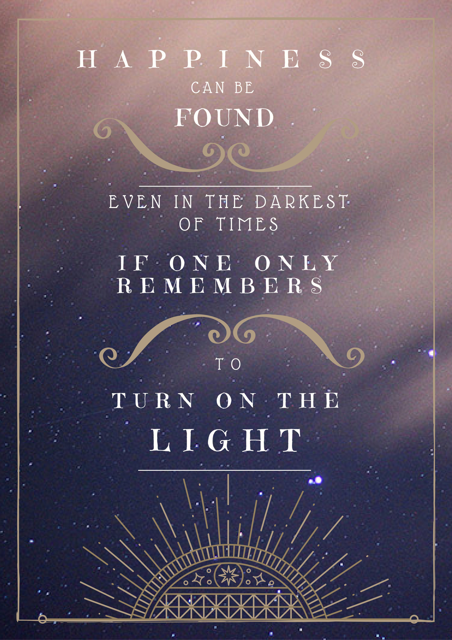 Happiness Can Be Found Even In The Darkest Of Times, - Harry Potter Iphone Background - HD Wallpaper