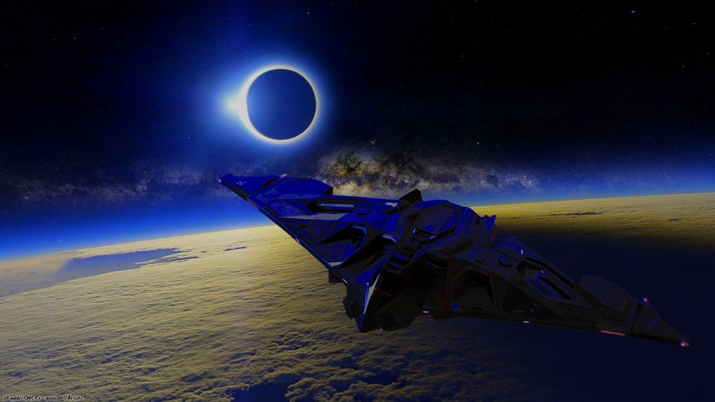 Star Citizen Aegis Eclipse 1020x574 Wallpaper Teahub Io