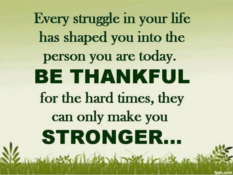 Quote About Struggle Image Quotes About Becoming Stringer - HD Wallpaper