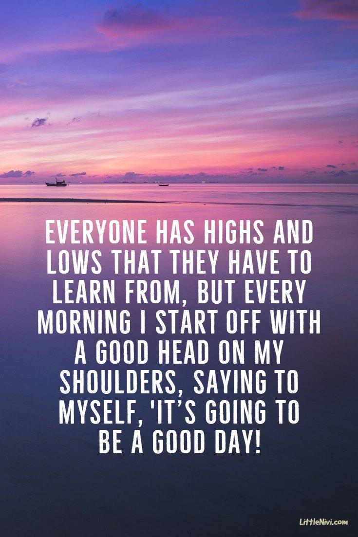 Inspiration Morning Motivation Quotes - HD Wallpaper
