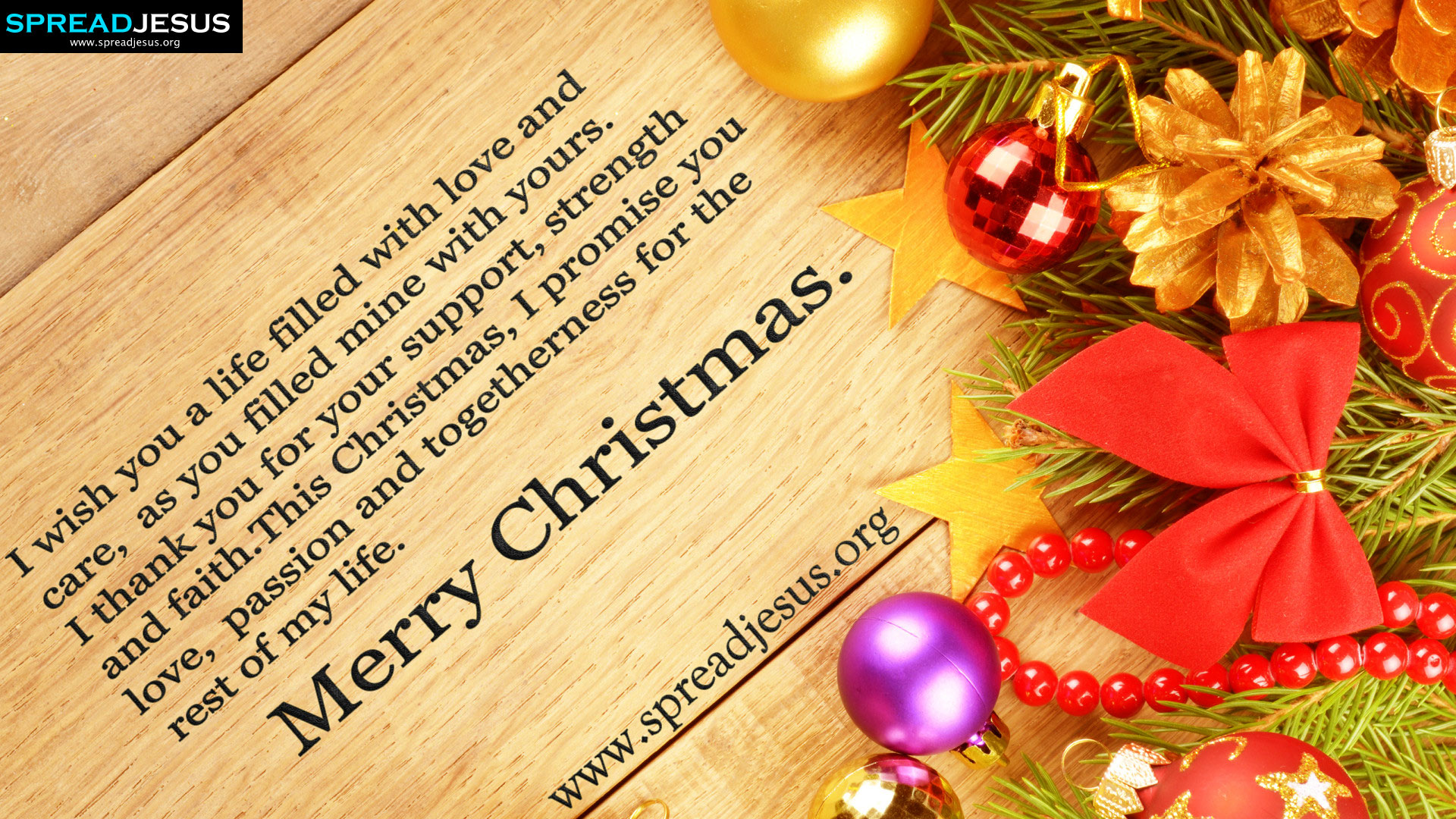 Christmas Wishes Images Hd - HD Wallpaper
