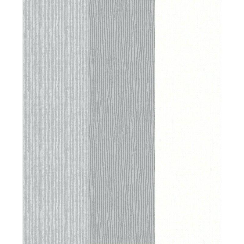 Gray Striped Wallpaper Grey Horizontal Striped Wallpaper - Door - HD Wallpaper