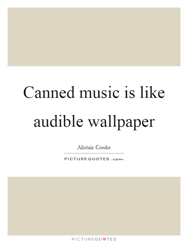 Canned Music Is Like Audible Wallpaper Picture Quote - Change And Learning Quotes - HD Wallpaper