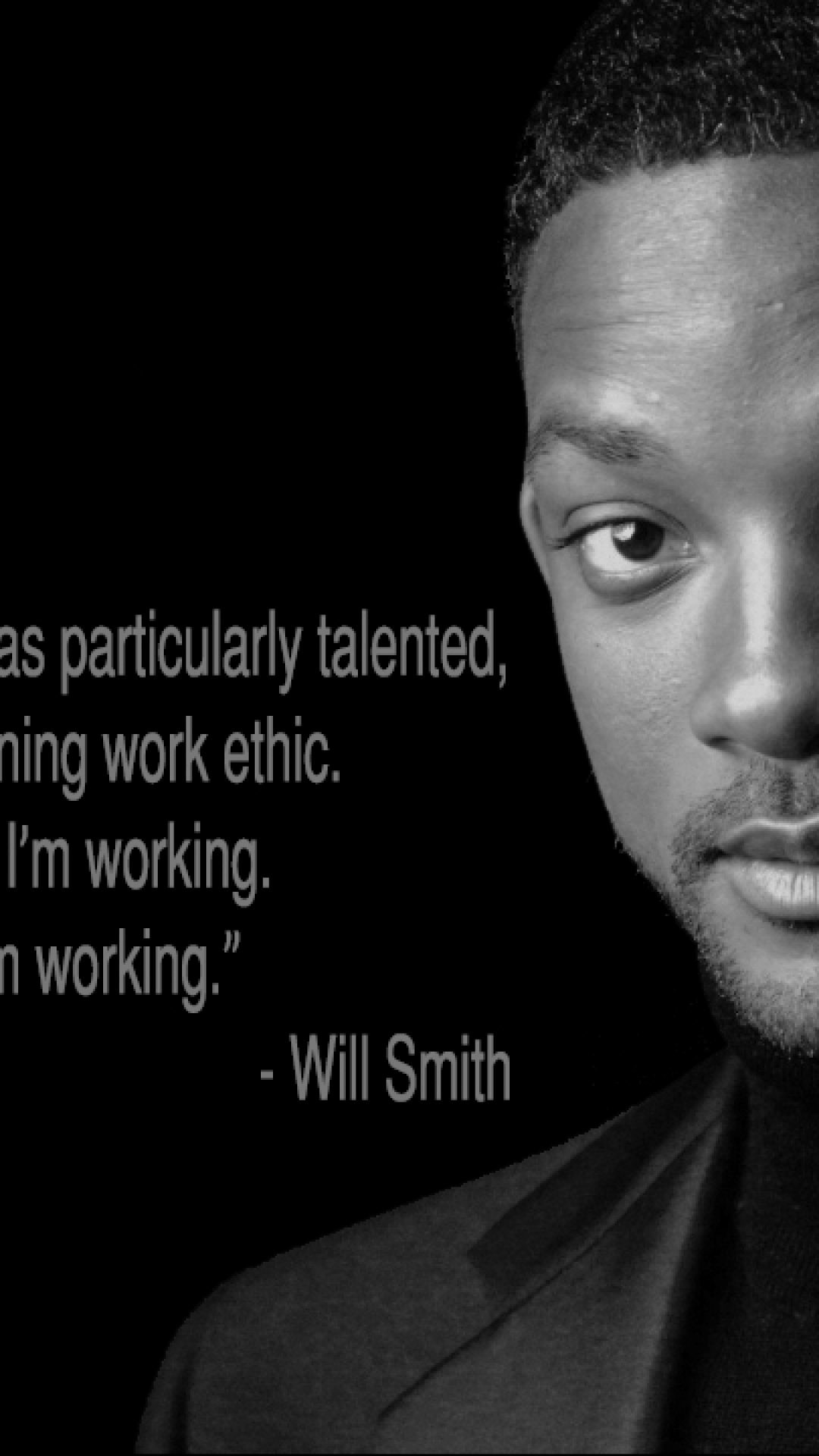Will Smith Inspirational Quotes Wallpaper   Data-src - Will Smith Quote Iphone - HD Wallpaper