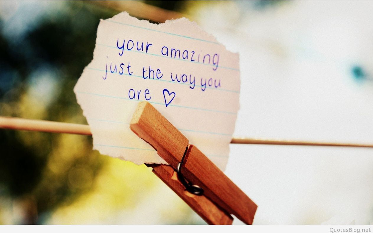 Amazing Love Quotes Hd Wallpapers - Best Love Quotes Hd - HD Wallpaper
