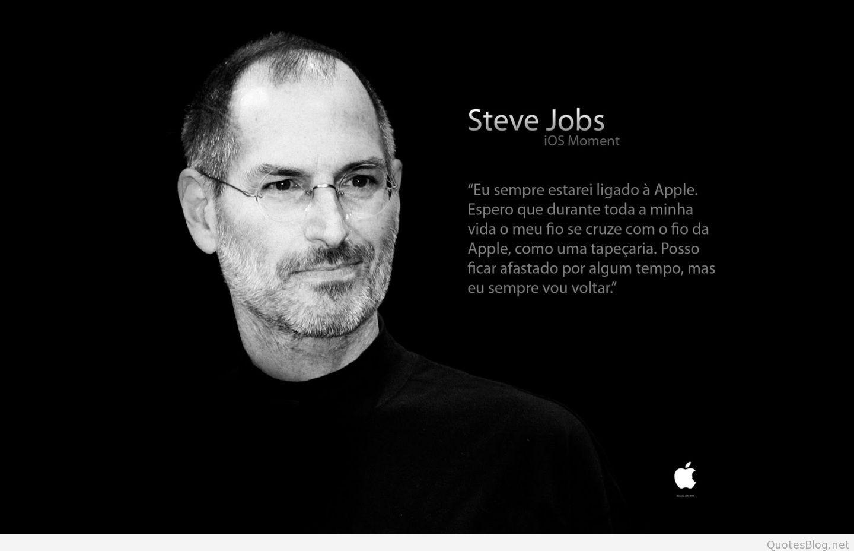 Steve Jobs Quotes Wallpaper Hd Quotes Image - Steve Jobs Smart Employees - HD Wallpaper