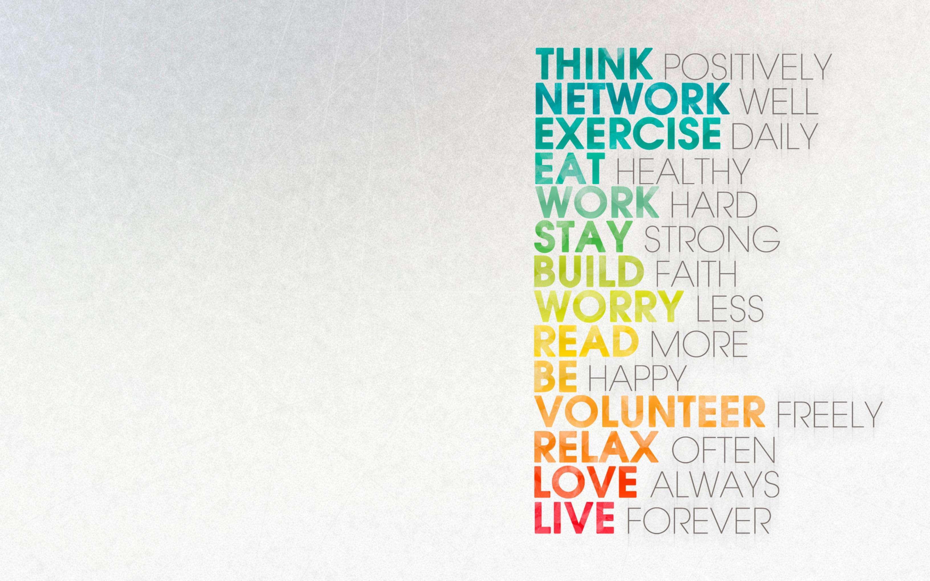 Desktop Wallpaper Motivational - HD Wallpaper