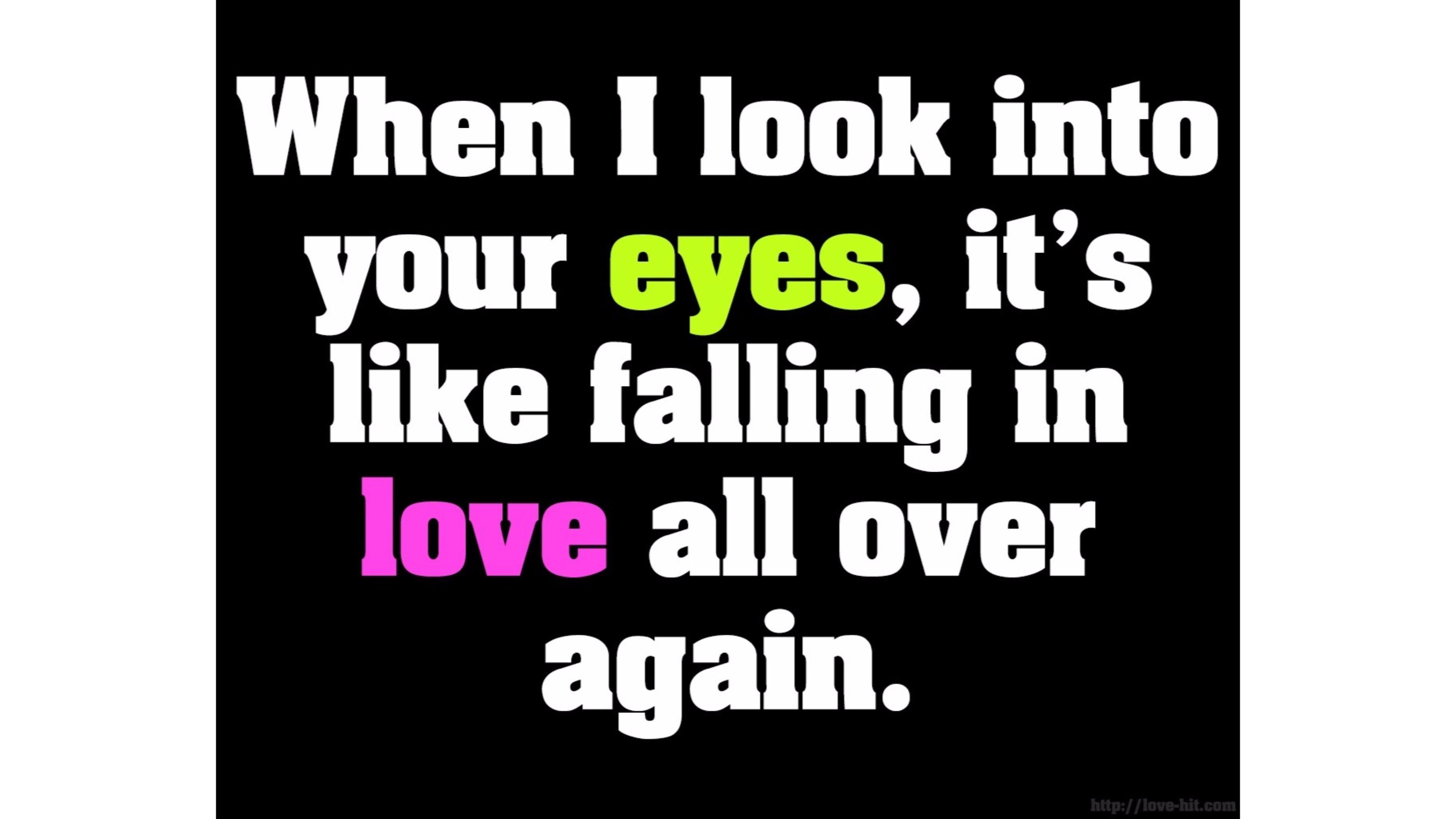 Cute Love Quote For Her 4k Wallpaper   Data Src Widescreen - Poster - HD Wallpaper