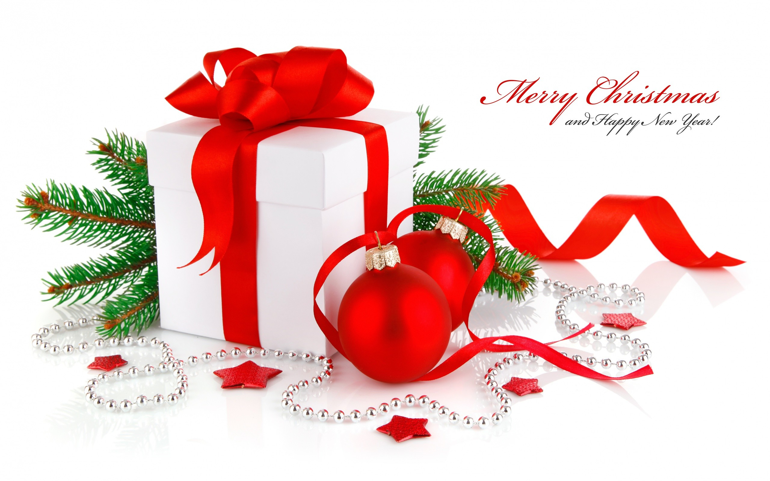 2560x1600 Merry Christmas Gifts Wallpaper Quotes Wallpaper Christmas And New Year Gifts 2560x1600 Wallpaper Teahub Io
