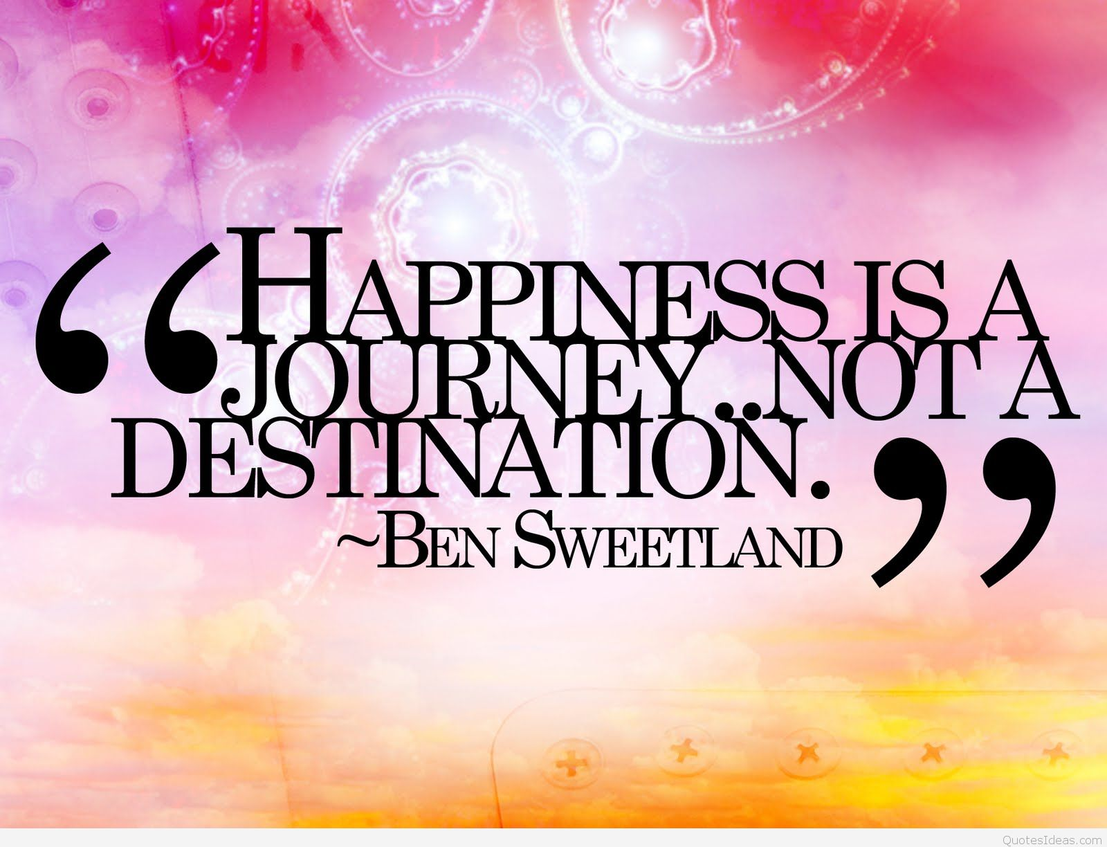 Short Quotes About Happiness Cool Thoughts Life And - Happiness Short Inspiring Quotes - HD Wallpaper