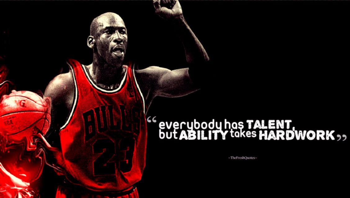 25 Inspiring Michael Jordan Quotes About Sports Confidence - Quotes Michael Jordan Some People Want - HD Wallpaper