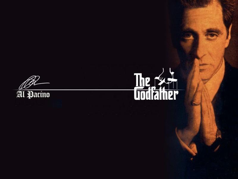 Al Pacino - Godfather 3 Movie Poster - HD Wallpaper