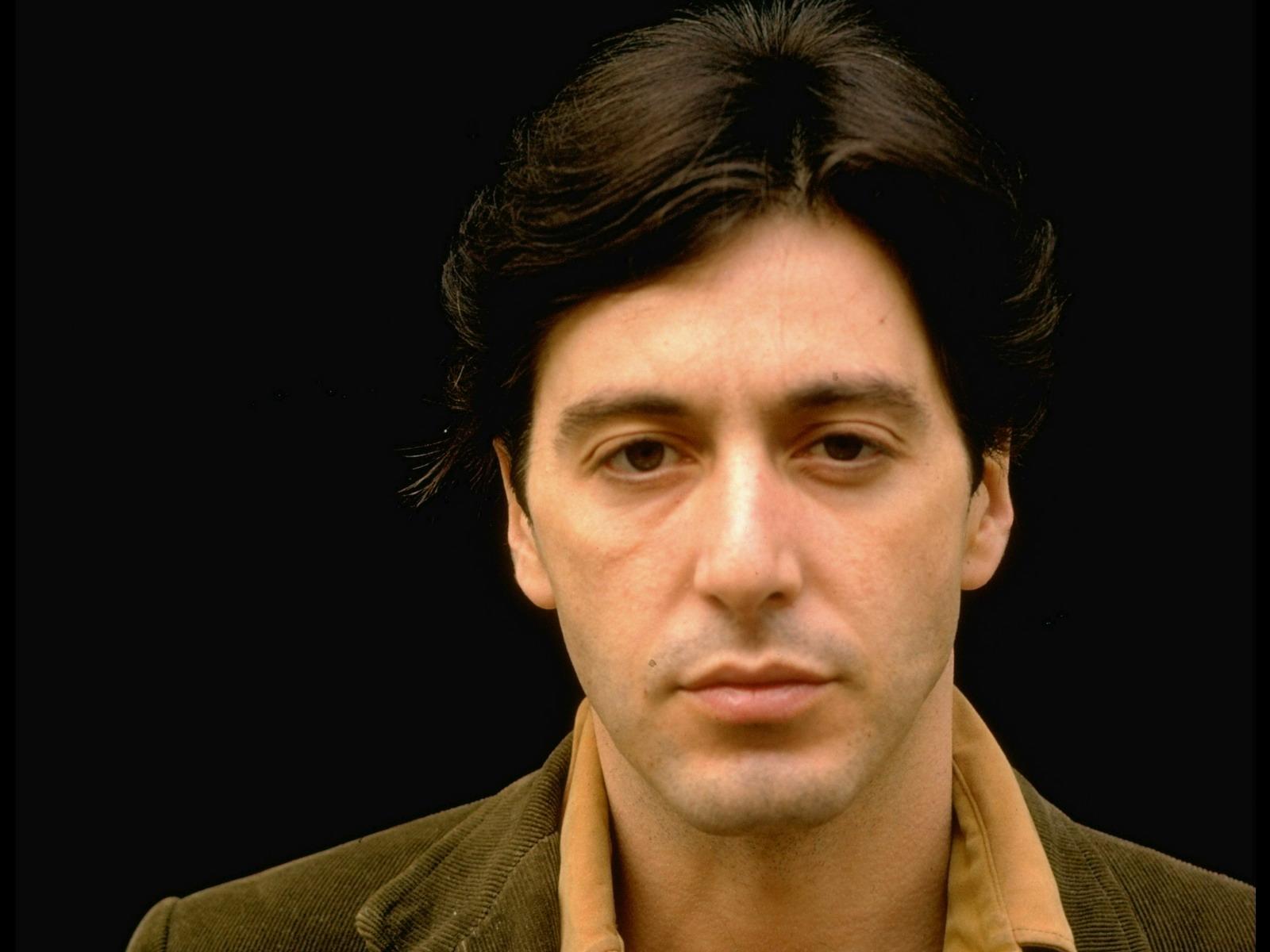 Al Pacino Close Up - HD Wallpaper