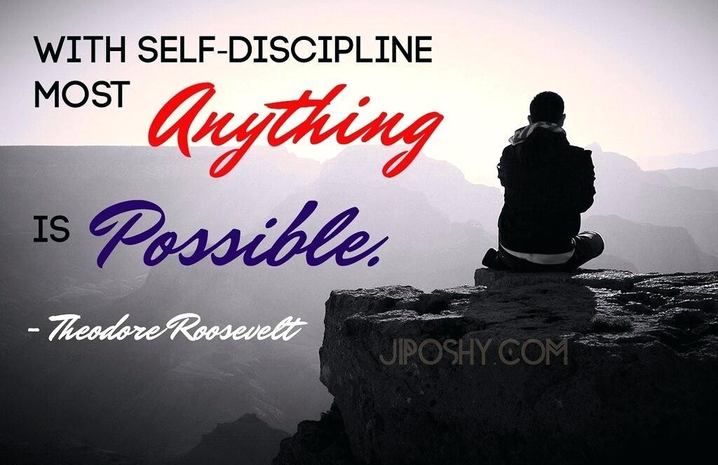 Wallpaper Inspiration Quotes Wallpaper Inspiration - Discipline Inspirational Quotes - HD Wallpaper