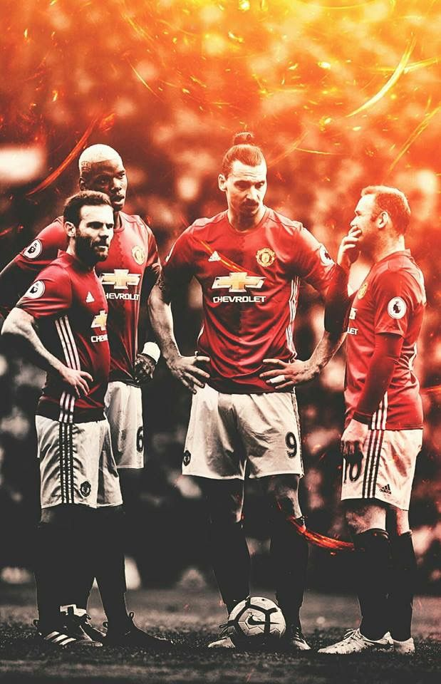 Download Manchester United Players Background