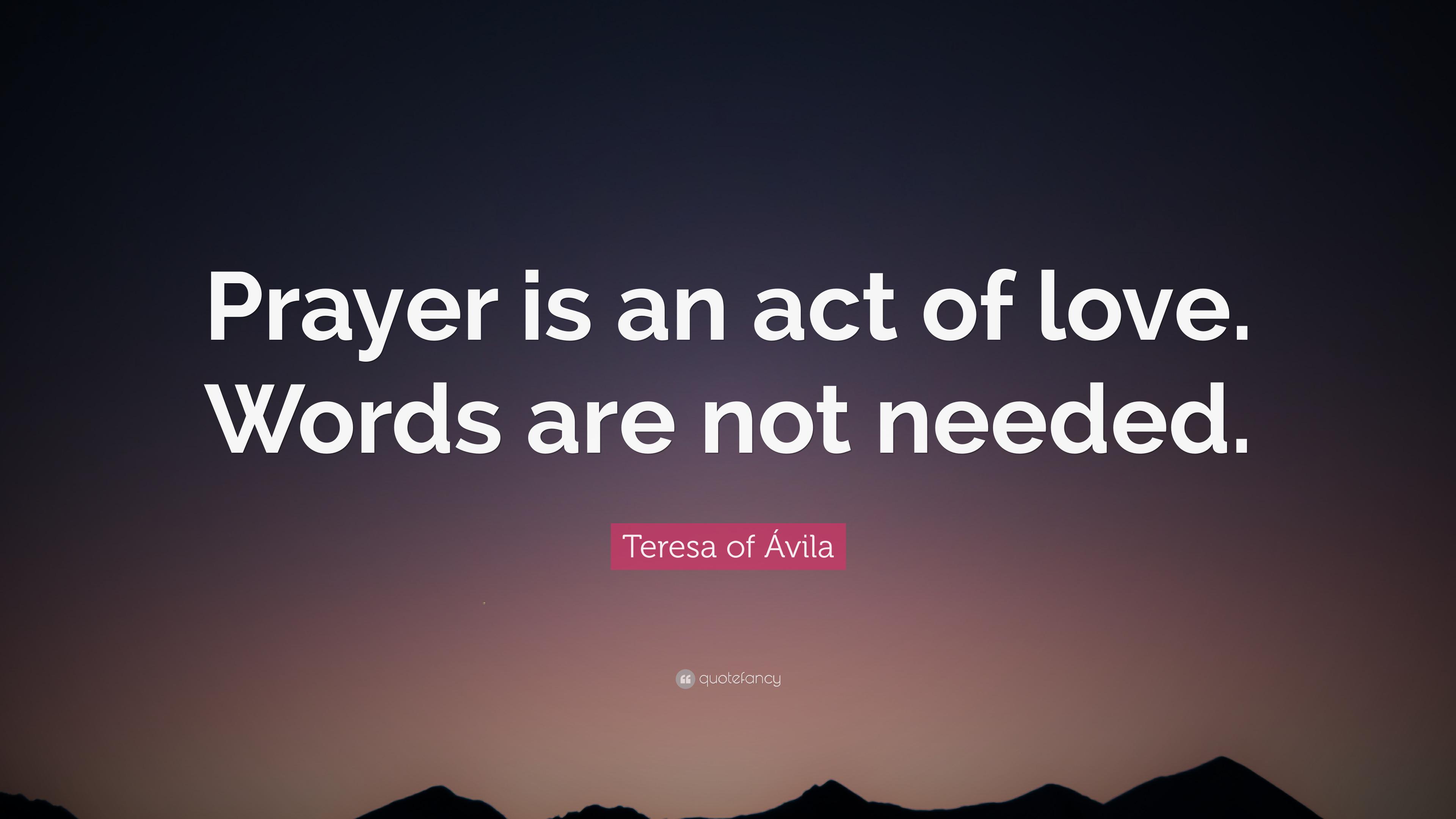 Teresa Of Ávila Quote - Don T Judge Me Quotes - HD Wallpaper