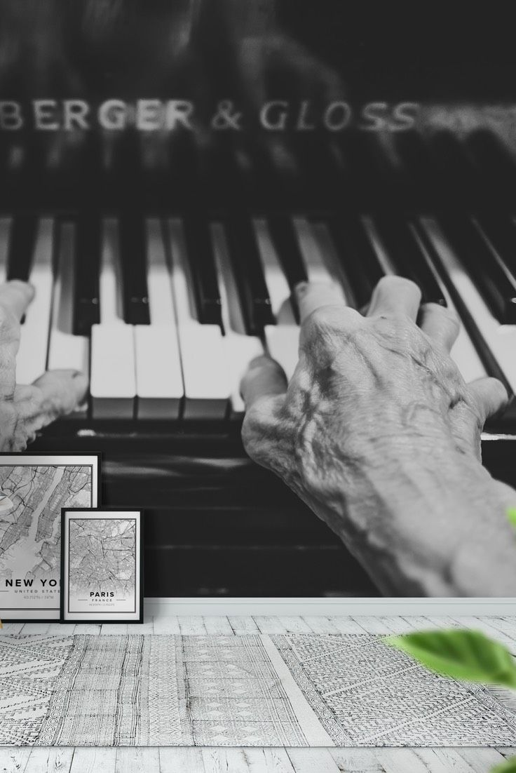 Hands Music Photography - HD Wallpaper