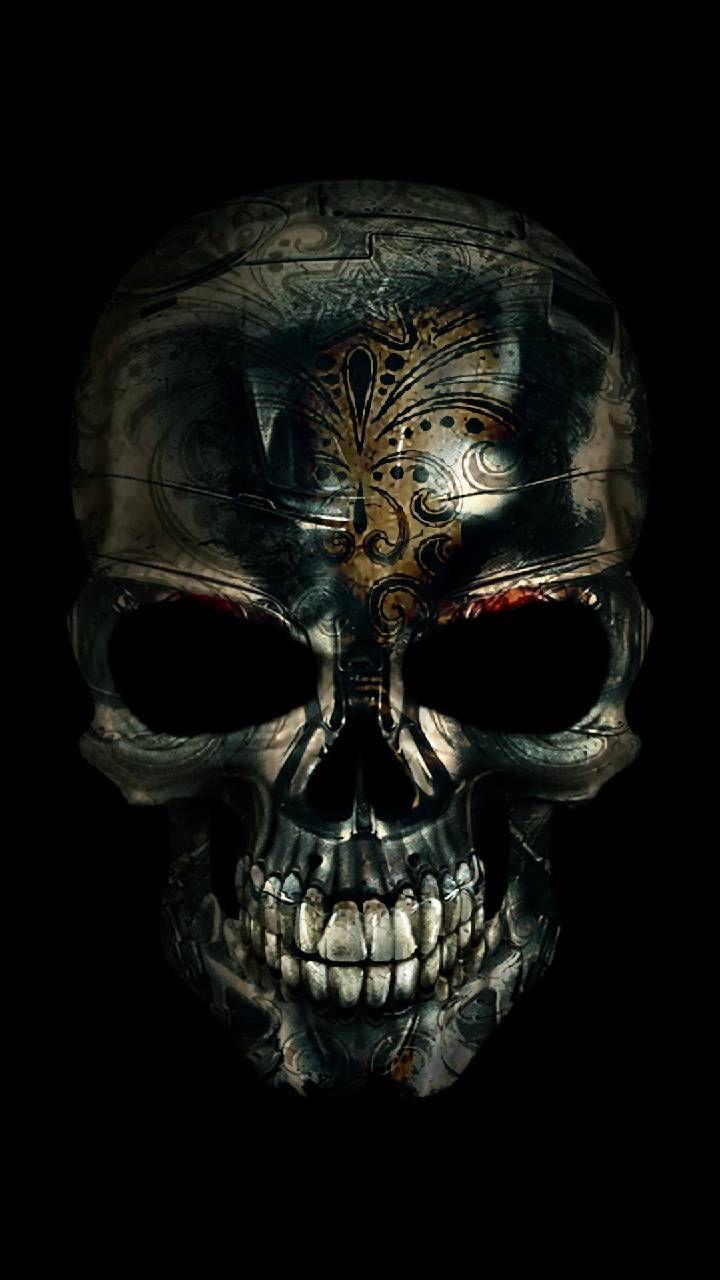 Zedge Skull - 720x1280 Wallpaper