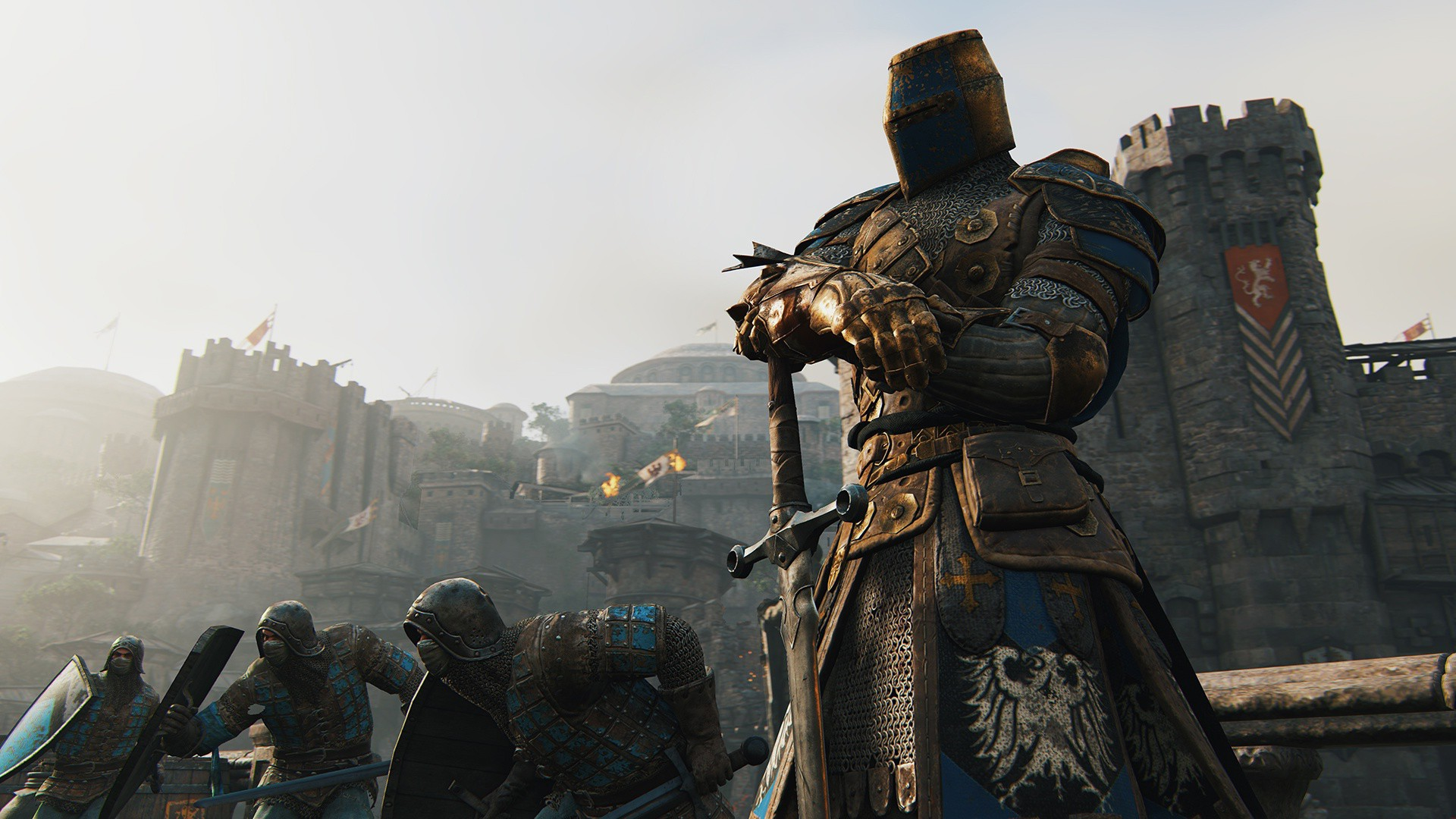 For Honor Game 2017 1080p - Honor Hd - HD Wallpaper