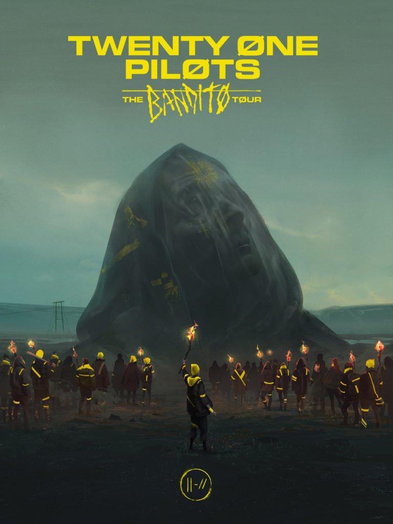Twenty One Pilots The Hype - HD Wallpaper