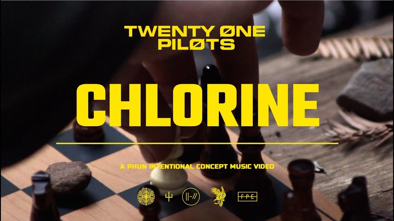 Chlorine Twenty One Pilots - HD Wallpaper