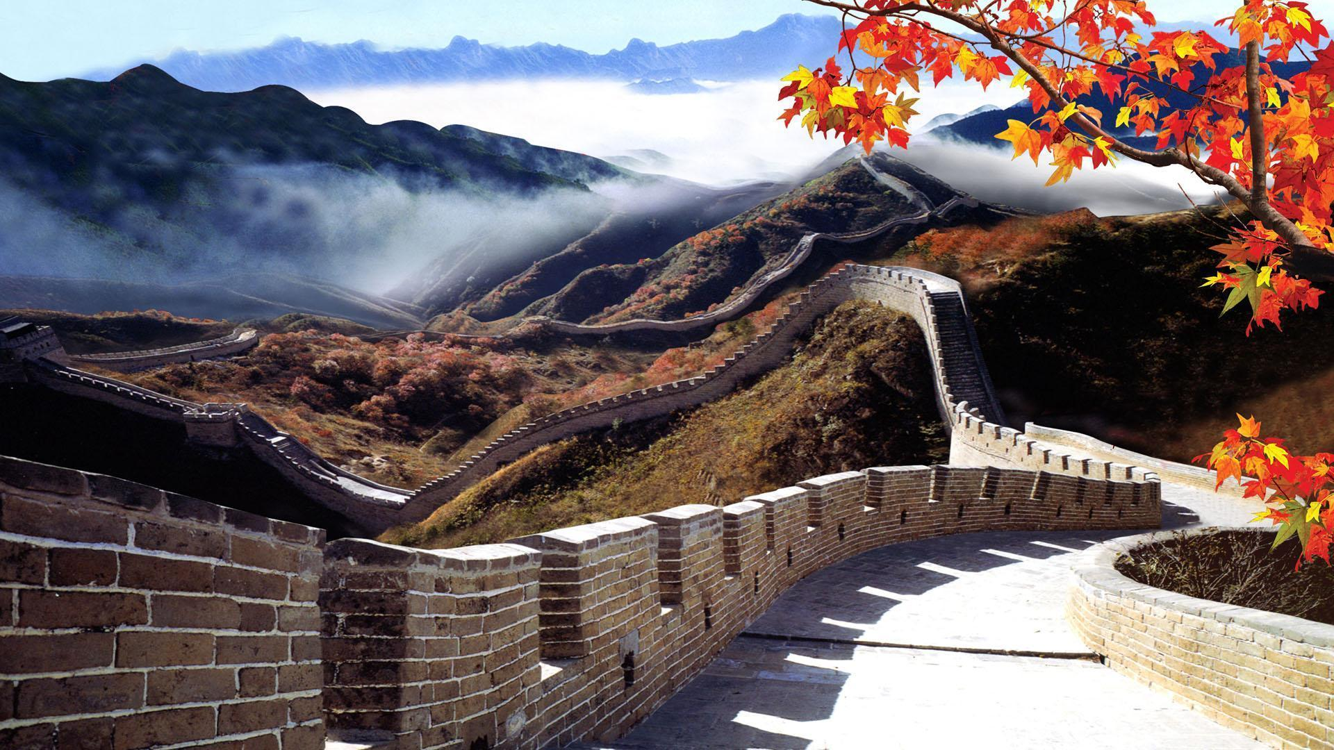 The Great Wall Of China Wallpapers   Data-src /full/33924 - China Wallpaper Hd - HD Wallpaper