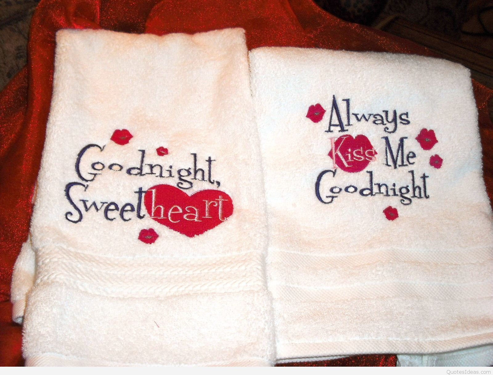 Good Night Cards Quotes Thoughts Love - Good Night Best Love - HD Wallpaper