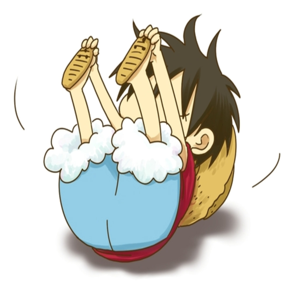 One Piece Luffy 3d 1024x1024 Wallpaper Teahub Io
