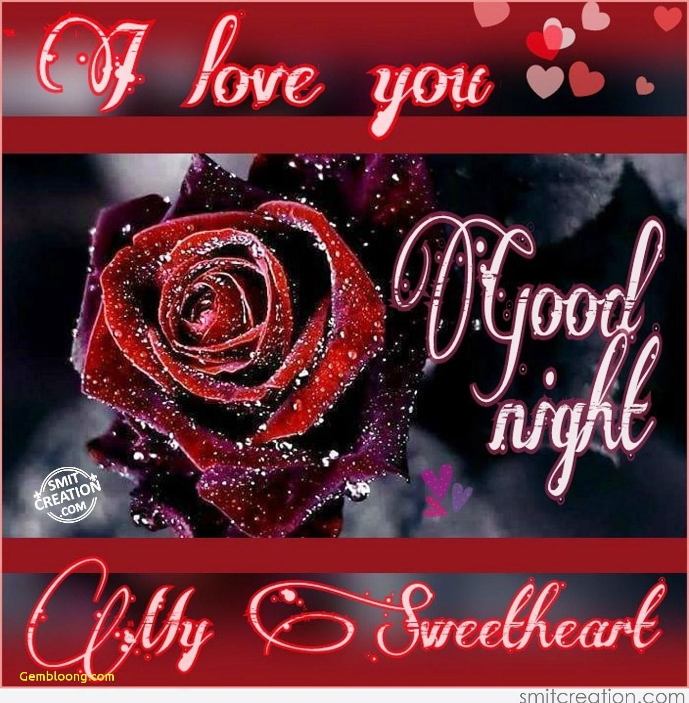 Good Night Heart - Good Night I Love You Images Download - HD Wallpaper