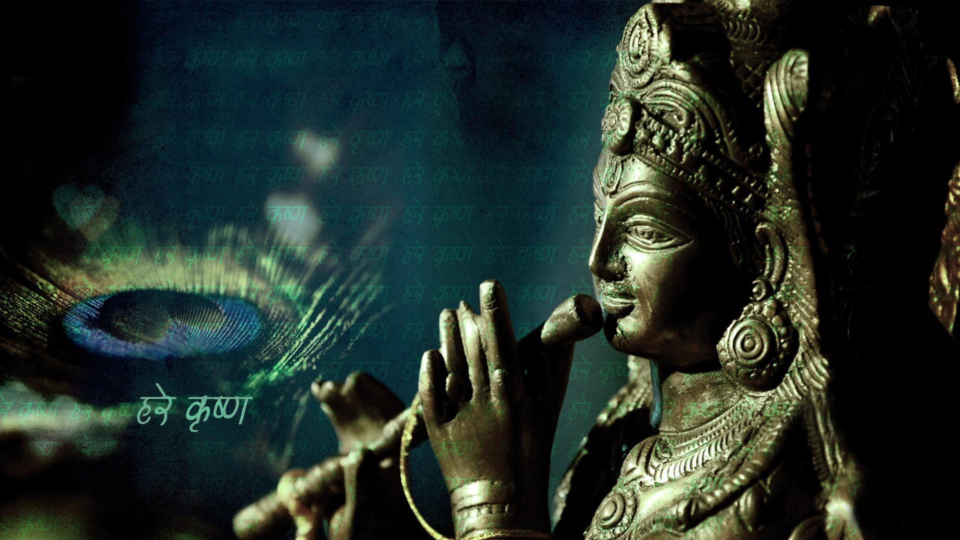 Wallpaper For Desktop Krishna