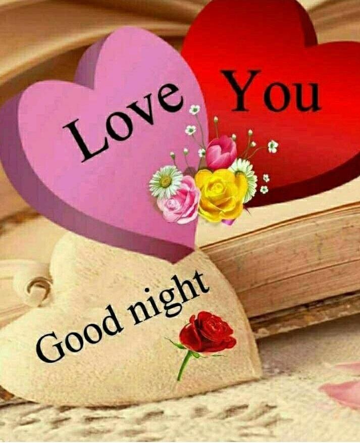 Good Night Images Hd Wallpapers Pics Photos Pictures - Love Good Night Image Download - HD Wallpaper