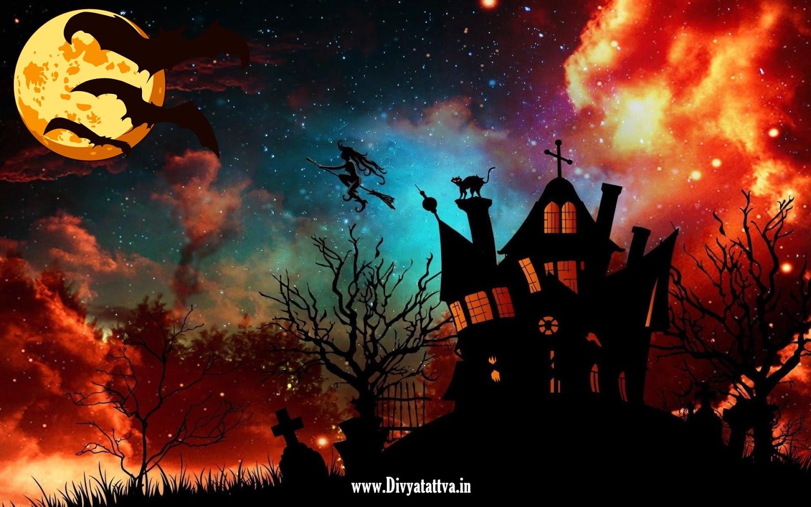 Halloween Hd Wallpapers, Scary Background Images, Download - Scary Halloween Backgrounds - 1600x1000 Wallpaper - teahub.io