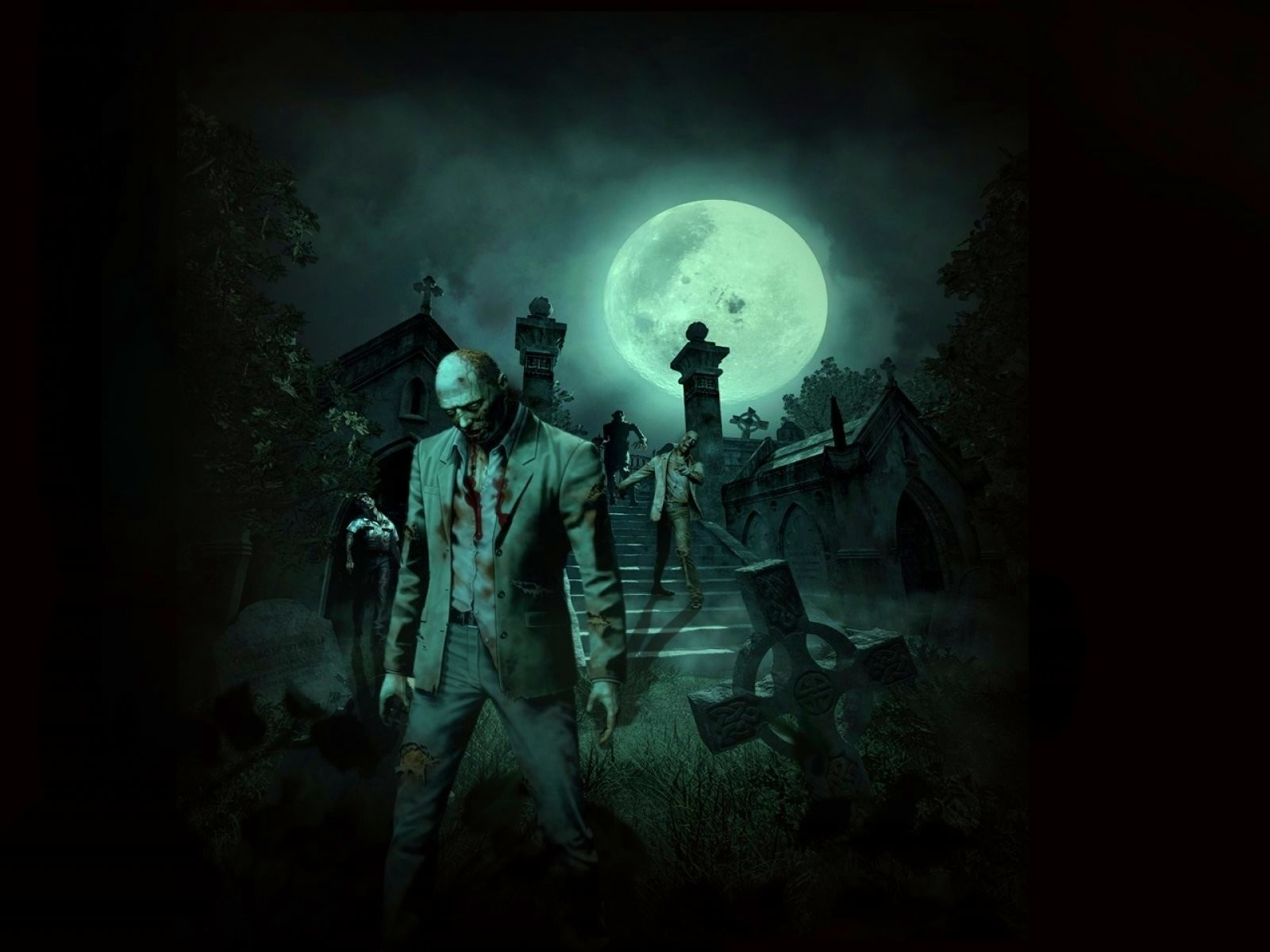 Colourful, Creepy, Dark, Original, Scary, Halloween, - Creepy Scary Pictures For Halloween - HD Wallpaper