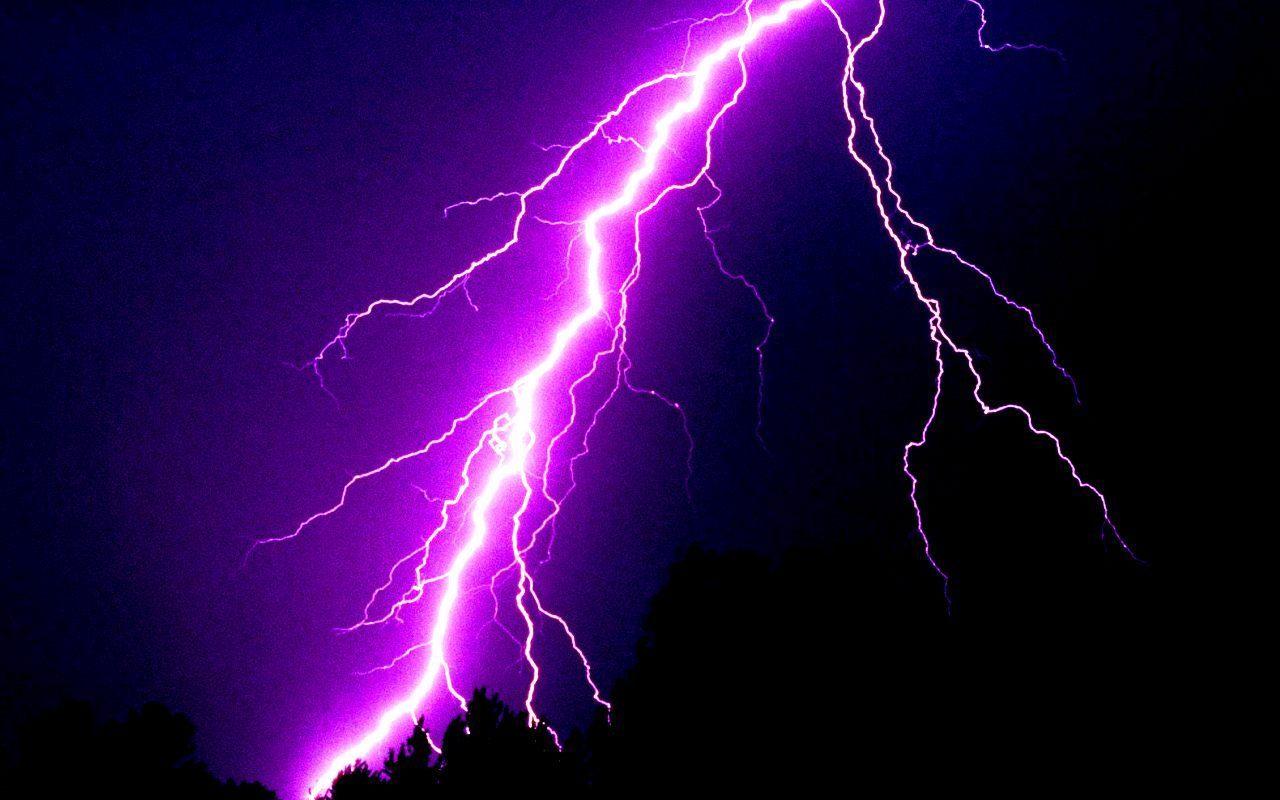 Stock Lightning Purple Lighting Strike 1280x800 Wallpaper Teahub Io