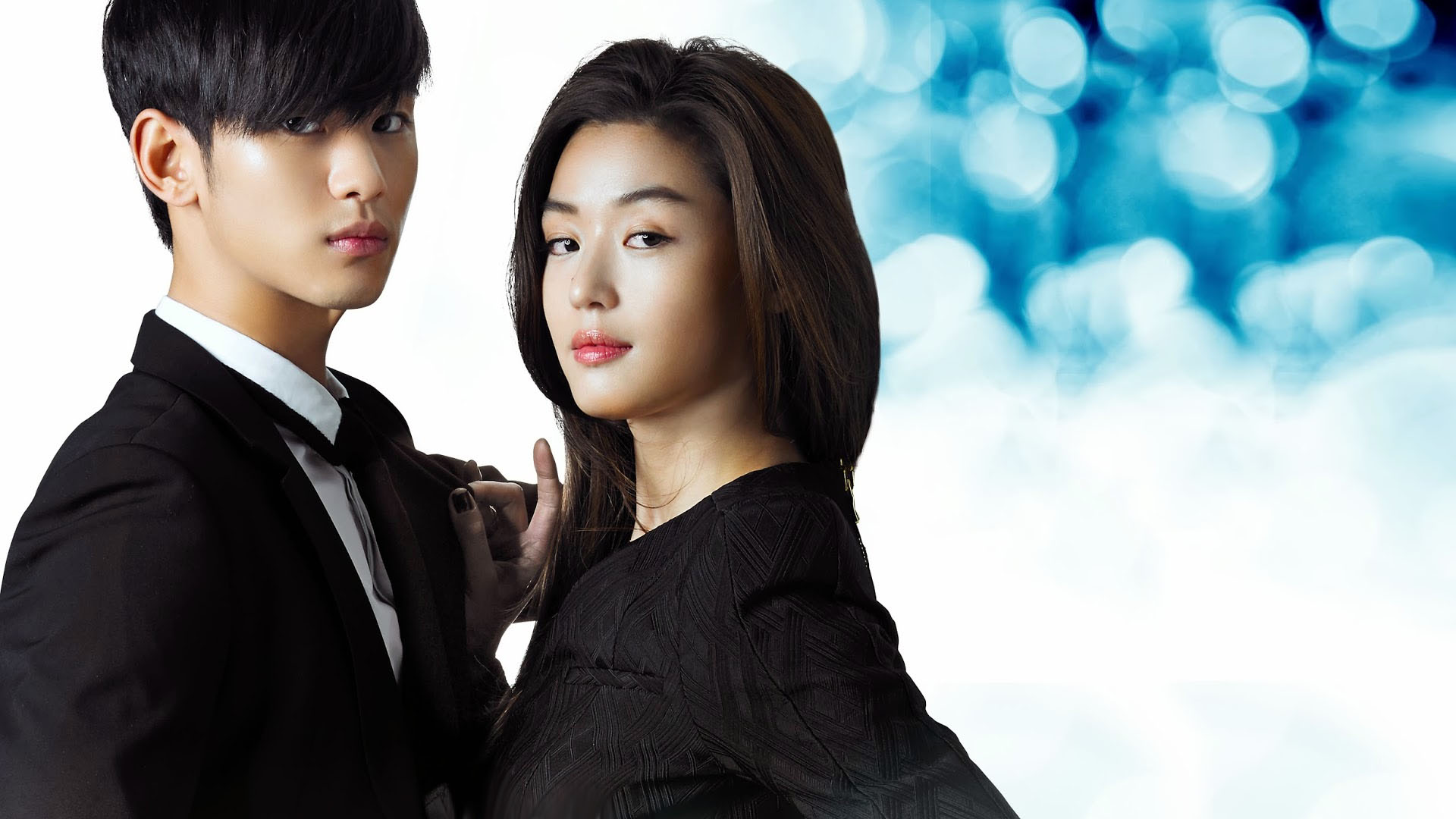 My Love From Another Star - My Love From The Star Cast Korean - HD Wallpaper