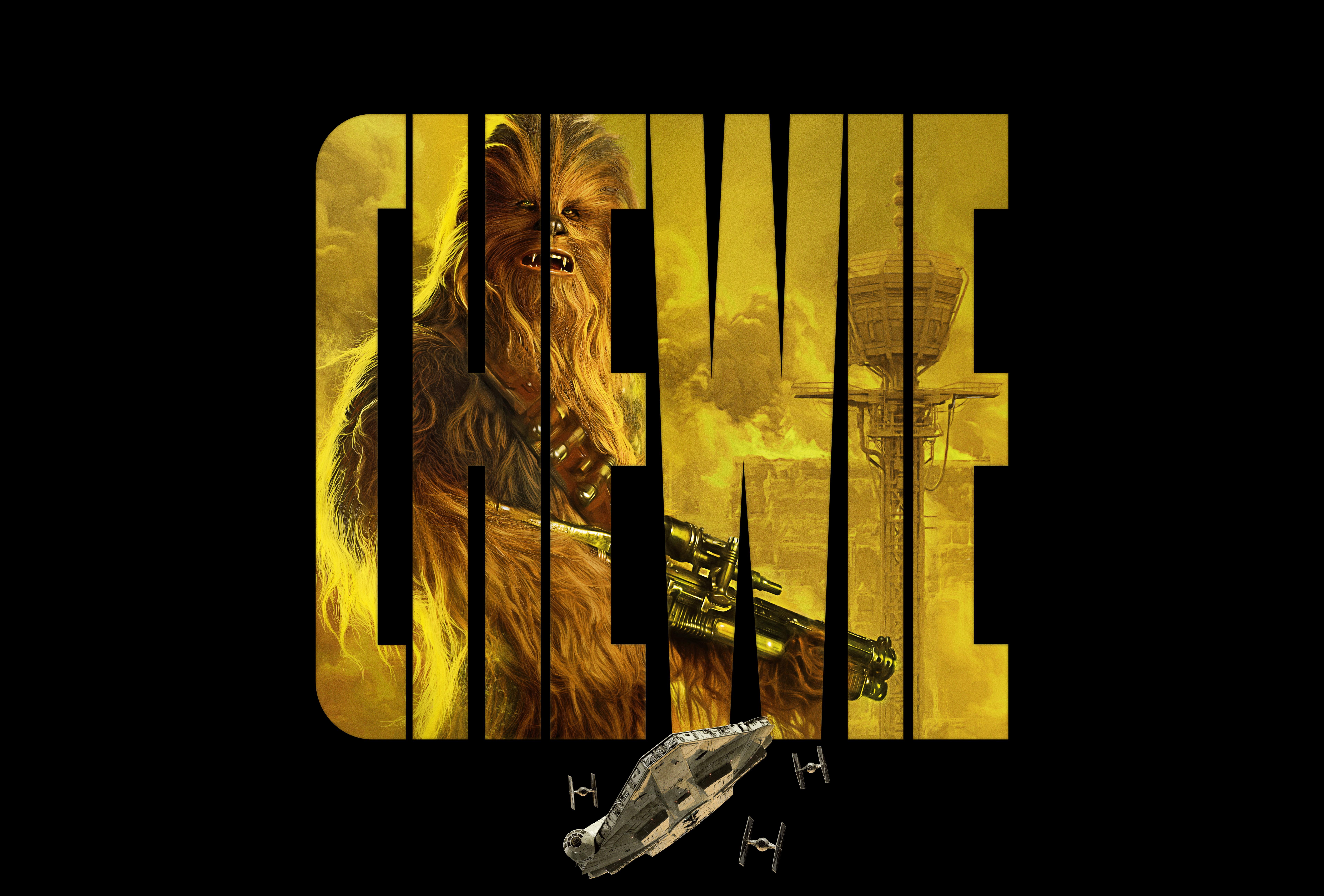 Star Wars Wallpaper Chewbacca 7680x5200 Wallpaper Teahub Io