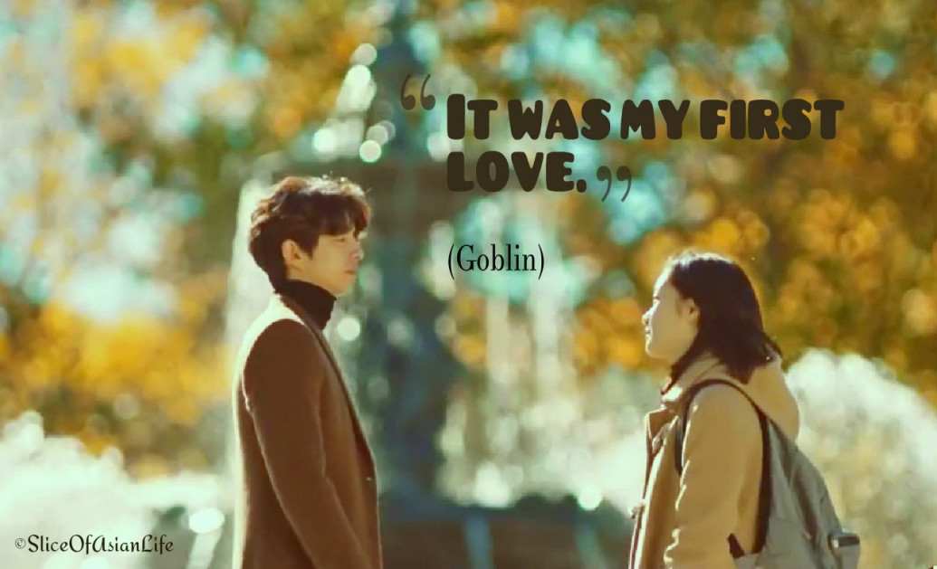Goblin Kdrama Quotes Slice Of Life - Quotes About Goblin - HD Wallpaper