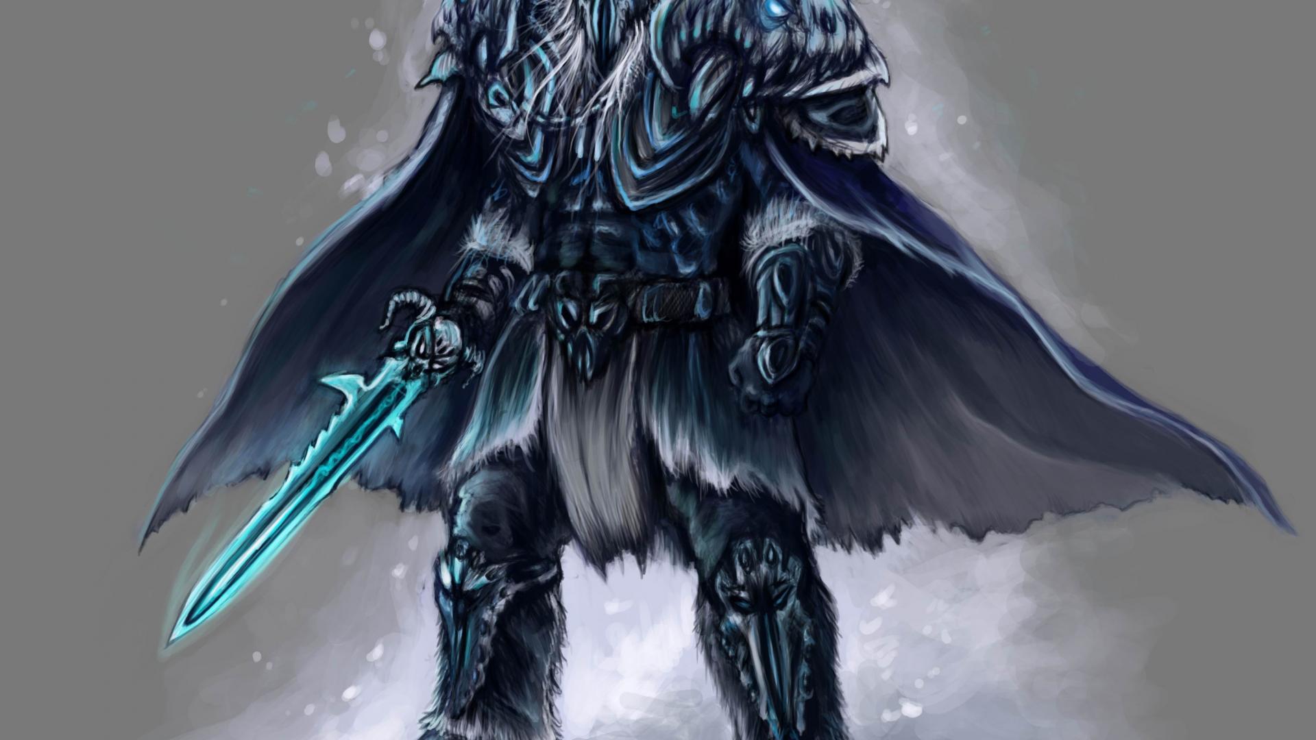 De World Of Warcraft Arthas 1920x1080 Wallpaper Teahub Io