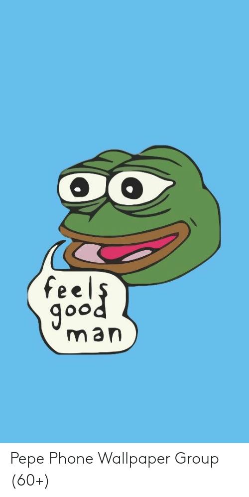 Phone, Wallpaper, And Pepe - Pepe The Frog Iphone - HD Wallpaper